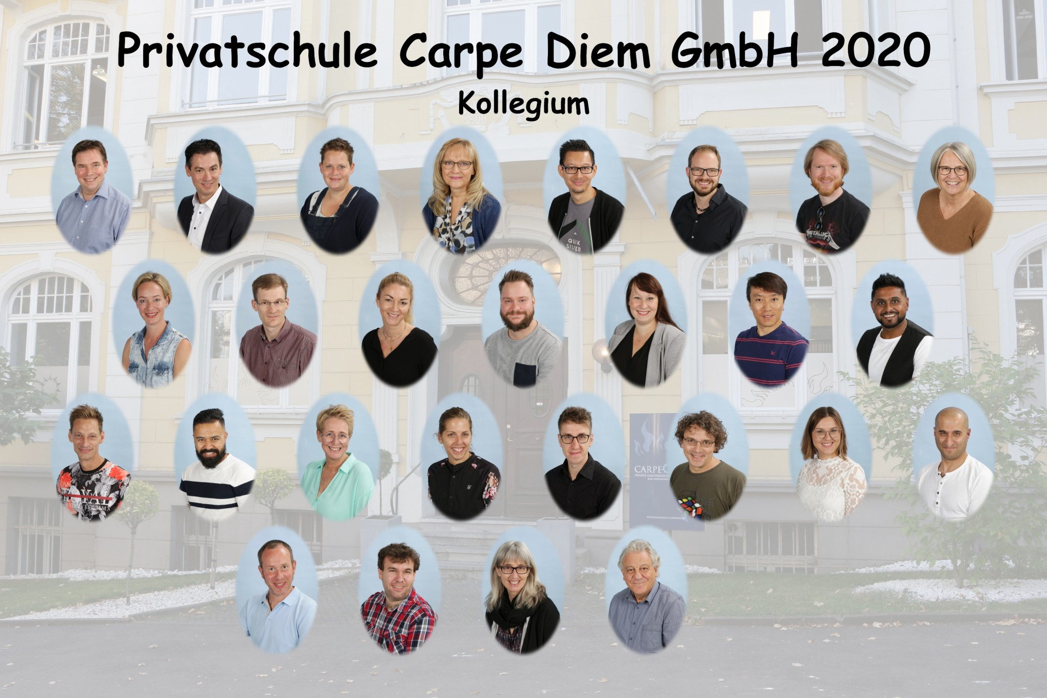 Kollegium Privatschule Carpe Diem
