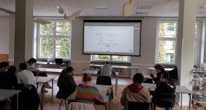 Privatschule Carpe Diem Webinar Combating Hate Speech Online